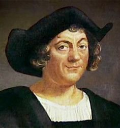 Columbus and his successors established colonies.
