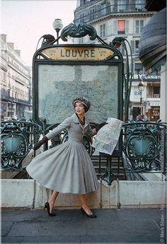 50's fashion love