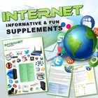 This+worksheet+about+the+Internet+aims+to+help+kids+acquiring+the+vocabulary,+understanding+and+use+of+the+world+wide+web.+The+printable+contains+o...