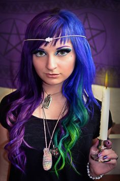 1000 ideas about special effects hair dye on pinterest