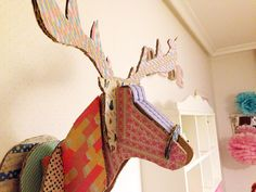 Cardboard DEER- Ciervo de cartón