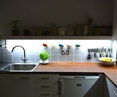 Superior Kitchen LED Lights   Install Ideas For Your Kitchen By InStyle LED.  Explaining Which Wattage LED Tape Goes Where.