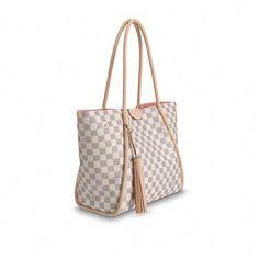 1a275decd595 Vista 1 - Bolsas de lona y bolsos de lona Damier Azur Graceful MM ...