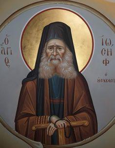 Byzantine Icons, Jesus Loves Me, Orthodox Icons, St Joseph, Jesus Christ, Saints, Religion, Darth Vader, Princess Zelda