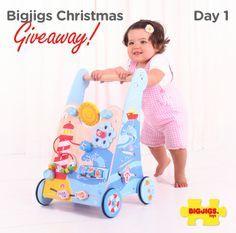 Day 1 of the Bigjigs Xmas Giveaway | BigjigsToys.co.uk Blog