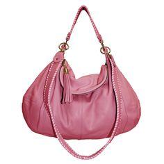 Onna Ehrlich - Racheal Bag - Patent Pink