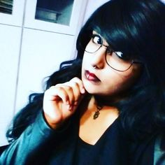 repost of an old picture but i am!!!! so close to 150 followers ;-; cries one more person [ #jadeharley #punkstuck #jadeharleycosplay #homestuck #homestuckcosplay #septum #septumpiercing #lipring #lippiercing #piercing #cosplay #makeup #cosplaymakeup ]