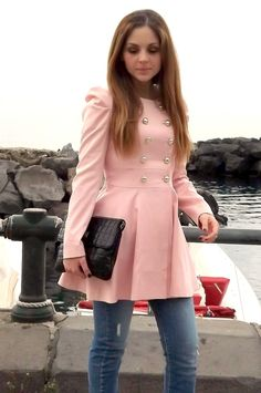 My Lovely World - Fashion Blog   un trench particolare   http://mylovelyworld9.com