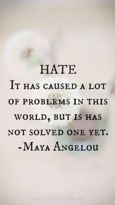 Maya Angelou...Love her!!