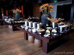 shanghai puli hotel jing'an brunch buffet