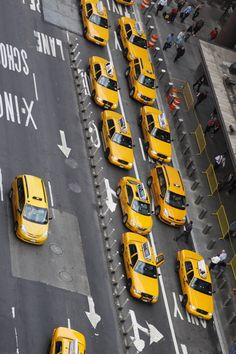 Ney York City Cabs