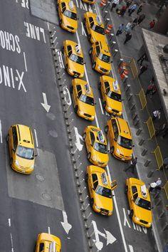 Ney York City Cabs