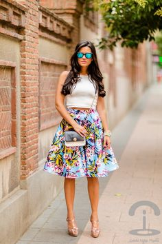 midi dress outfit ideas - Pesquisa Google