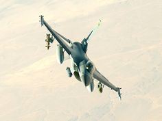 F-16 Fighting Falcon - flown by Turkish Airforce