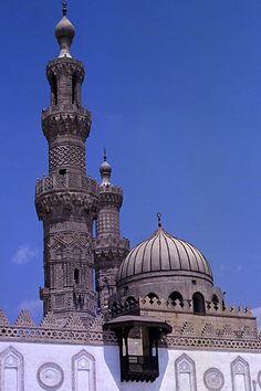 Le Caire, mosquée Al-Azhar