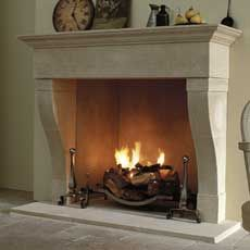 Image of The Marseilles #French #Fireplace