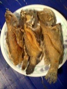 Maricel posted an update: Fried Lapu Lapu fried fish