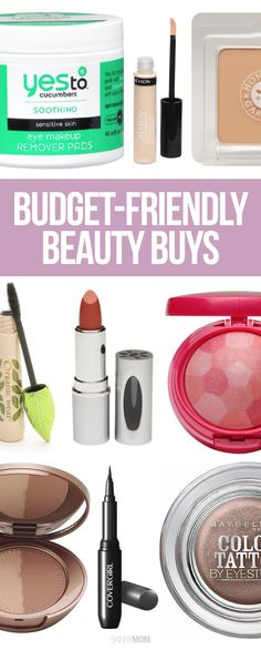 High quality beauty products that don't break your bank!