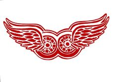 So Pretty The Red Wings Logos Connect Red Wing Logo, Wings Logo, Detroit Red Wings, 4 Life, Hockey, Connect, My Favorite Things, Logos, Tattoos