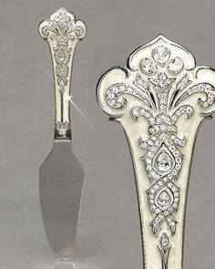 Jay Strongwater Cake Knife     $495.00