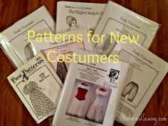 Patterns for New Costumers