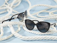 Seaworthy in every way. Climb aboard the SS Ocean Knot Collection of sunglasses by Vogue Eyewear.