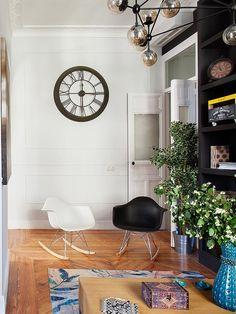 Un appartement entre vintage et classique | PLANETE DECO a homes world