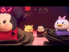 Chocolate Factory   A Tsum Tsum short   Disney - YouTube Disney Videos, Gif Disney, Disney Toys, Short Film Stories, Nate The Great, Tsum Tsums, Disney Tsum Tsum, Brain Breaks, Chocolate Factory