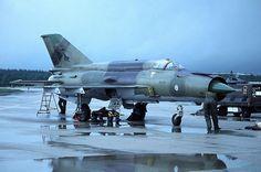 Finnish Air Force MIG-21 bis. [1024x681]
