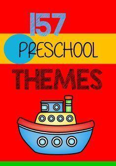 Preschool centers, hands-on activities, download printables, more ...