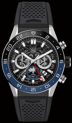 TAG Heuer Carrera Chronograph GMT Watch