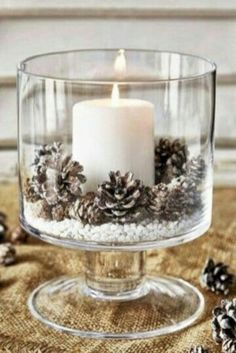 nice 46 Unique Winter Wedding Centerpieces Ideas  https://viscawedding.com/2018/01/23/46-unique-winter-wedding-centerpieces-ideas/