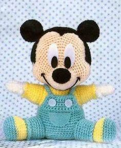 Baby Disney | AMIGURUMIES