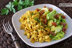 Discover recipes, home ideas, style inspiration and other ideas to try. Vegetarian Recepies, Healthy Recepies, Veggie Recipes, Healthy Snacks, Healthy Cooking, Healthy Eating, Low Carbohydrate Diet, Veggies, Food And Drink