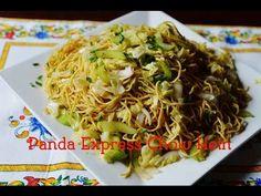 Panda Express Chow Mein Copy Cat Recipe :   Stephanie Manley - 5 Aug 2015