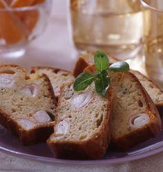 Cake au surimi et aux herbes - Ôdélices : Recettes de cuisine faciles et originales !