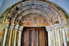 Baúl del Arte: LAS PORTADAS ROMÁNICAS
