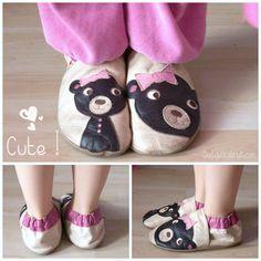 tichoups-chaussons-avis chaussons en cuir souple enfants