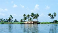 Vembanad (Vembanad Kayal or Vembanad Kol) is the longest lake in India, and the largest lake in the state of Kerala. Kerala Travel, Water Sports Activities, Long Lake, Adventure Activities, Peaceful Places, Tourist Places, Portugal Travel, Walking In Nature, Things To Know