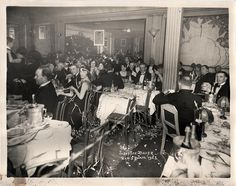 Josephine's Paris nightclub Chez Josephine 1928