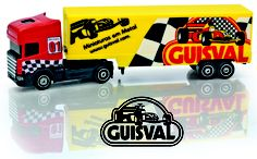 Guisval trailer. (Guisval) Die-cast.