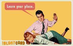 Blunt Card.. I laugh til I cry