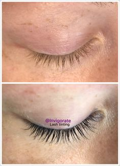 You can get darker lashes in minutes! Book your appointment today ...