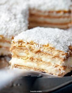 Fashion and Lifestyle Cookie Desserts, Sweet Desserts, No Bake Desserts, Sweet Recipes, Baking Recipes, Cake Recipes, Dessert Recipes, Kolaci I Torte, Banana Pudding Recipes