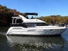 1994 Bayliner 4387 Aft Cabin Motor Yacht Power Boat For Sale -