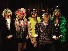 New gram from the R5 to share: Happy Mardi Gras! by officialr5 http://ift.tt/1o1nLZ3