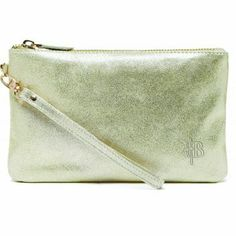 Mighty Purse Handbag with built in Smartphone Charger  - Gold Shimmer