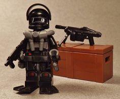 Lego Navy Seal
