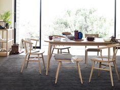 Furniture [MUJI Oak Round Legs Series] | 歷届獲獎產品 | Good Design Award