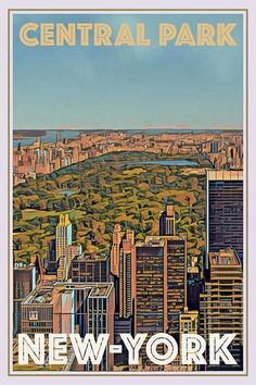 Buy it on www.myretroposter… for (size S) including worldwide eco shipping – vintage poster – Central Park New-York – affiche retro – retro travel poster – All Posters available in 6 sizes, with or without frame. Source by myretroposter New York Poster, Photo Wall Collage, Picture Wall, Central Park New York, Poster Wall, Poster Prints, Online Posters, Vintage Travel Posters, Retro Posters